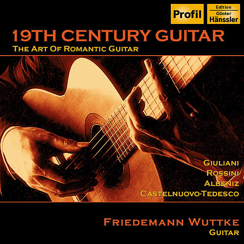 19th Century Guitar: The Art of Romantic Guitar by Friedemann Wuttke