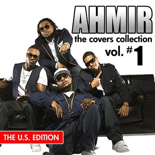 AHMIR: U.S. Edition - The Covers Collection - Vol. #1 von Ahmir