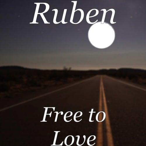 Free to Love de Ruben