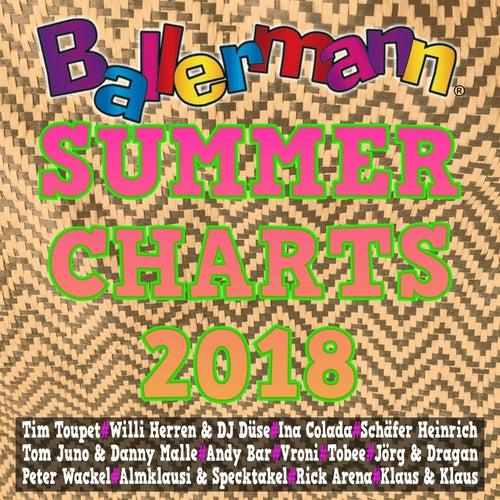 Ballermann Summer Charts 2018 von Various Artists