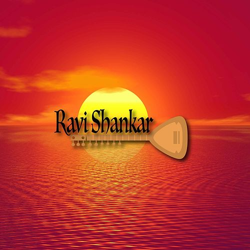 The Mastersound of Ravi Shankar by Ravi Shankar
