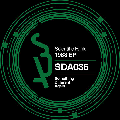 1988 Ep by Scientific Funk