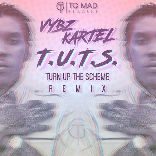 T.U.T.S. (Turn up the Scheme Remix) by VYBZ Kartel