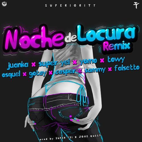 Noche de Locura by Super Yei