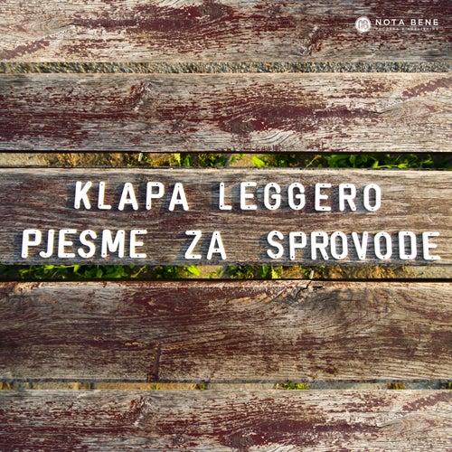 Pjesme za sprovode by Klapa Leggero
