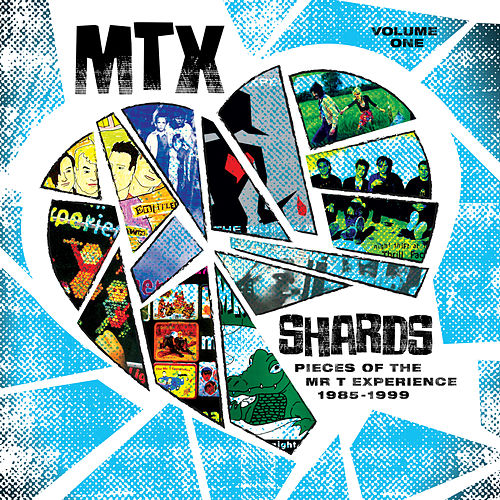 Mtx Shards, Vol. 1: The Vinyl Edition de Mr. T Experience