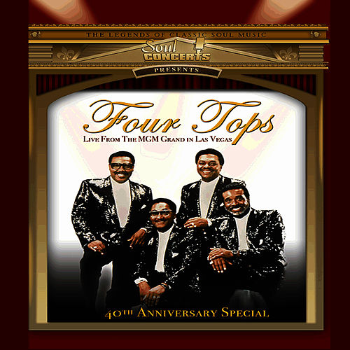 Four Tops Greatest Hits by The Four Tops