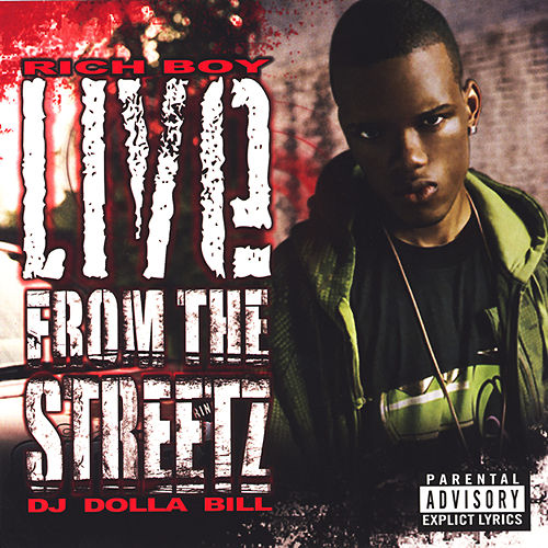 Live From The Streetz de Various Artists