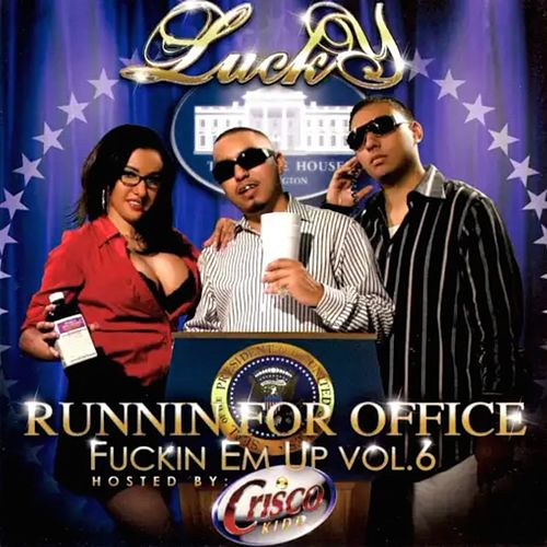 Runnin For Office by Lucky Luciano