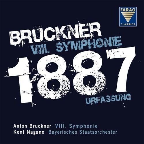 Bruckner: Symphony No. 8 (original 1887 version, ed. L. Nowak) de Bayerisches Staatsorchester