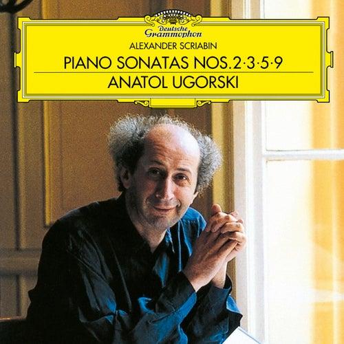 Scriabin: Piano Sonatas Nos. 2, 3, 5, 9 von Anatol Ugorski
