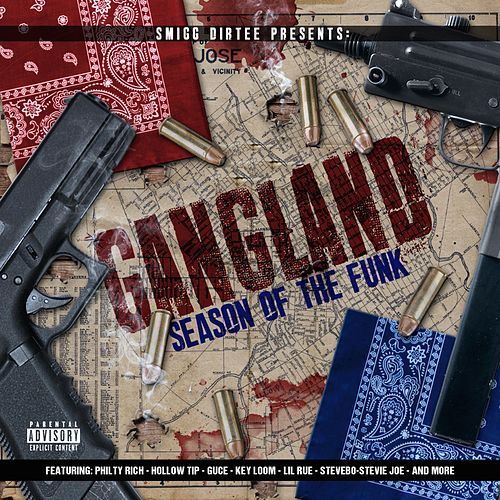 Gang Land Season of the Funk by Josie Bois