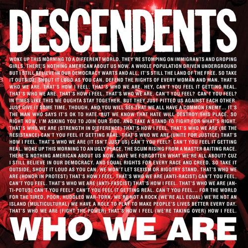 Who We Are de Descendents
