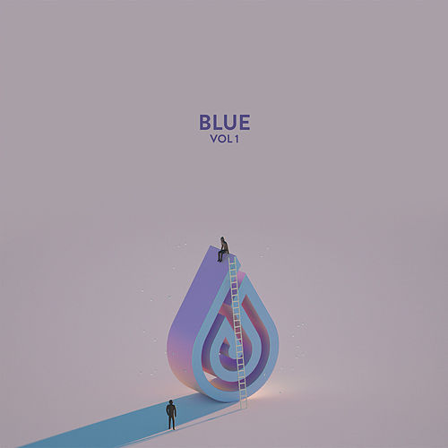 BLUE, Vol. 1 by Various Artists