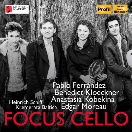 Focus Cello by Pablo Ferrández