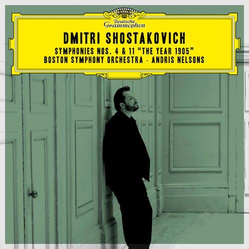 Shostakovich: Symphony No. 4 in C Minor, Op. 43, 4. Largo (Live) von Boston Symphony Orchestra