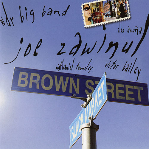 Brown Street (Live) di Joe Zawinul