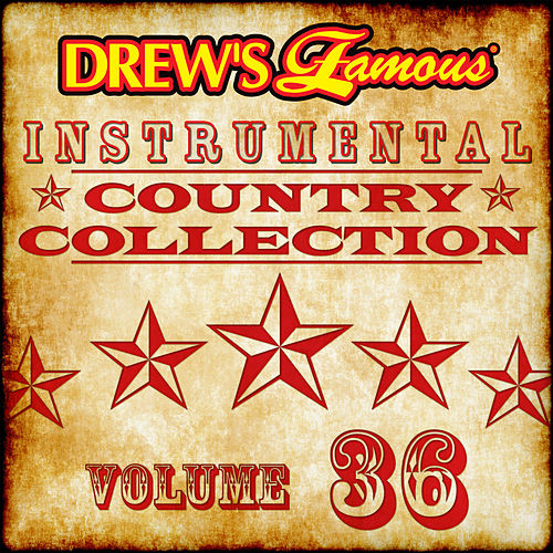 Drew's Famous Instrumental Country Collection (Vol. 36) by The Hit Crew(1)
