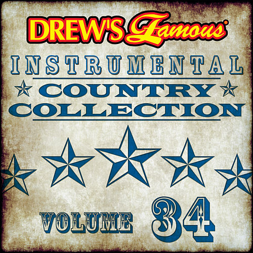 Drew's Famous Instrumental Country Collection (Vol. 34) by The Hit Crew(1)