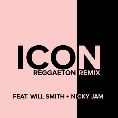 Icon (Reggaeton Remix) de Jaden