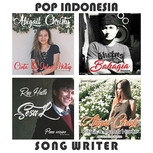 Pop Indonesia Song Writer von Various Artists