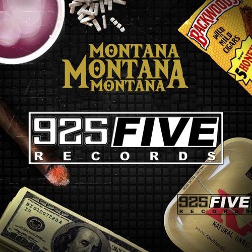 925Five Records von MontanaMontanaMontana