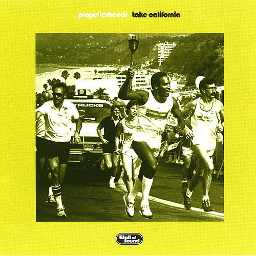 Take California von Propellerheads