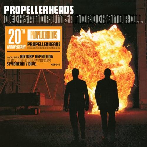 Decksandrumsandrockandroll 20th anniversary von Propellerheads