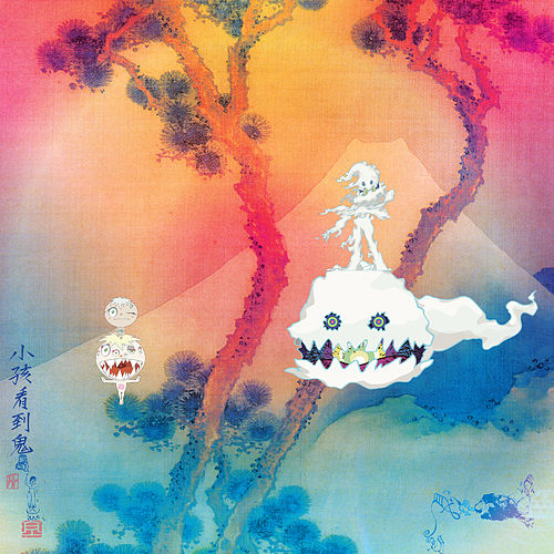 Kids See Ghosts von KIDS SEE GHOSTS & Kanye West & Kid Cudi