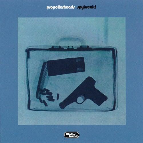 Spybreak! (Blue) von Propellerheads