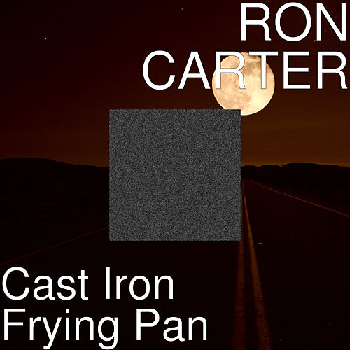 Cast Iron Frying Pan by Ron Carter
