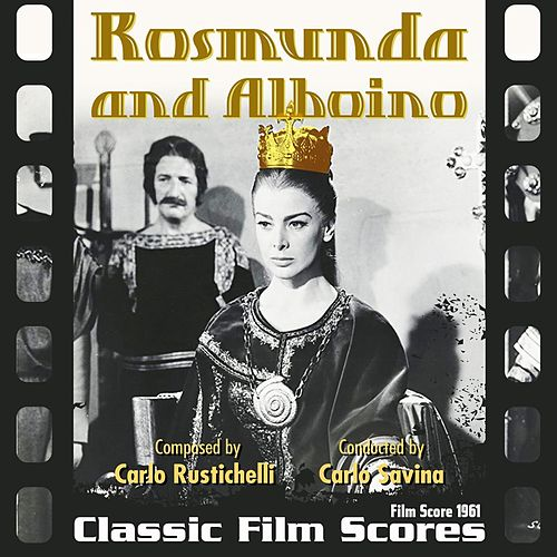 the latest ee29e a6db2 Rosmunda and Alboino (Film Score 1961) by Carlo Savina : Napster