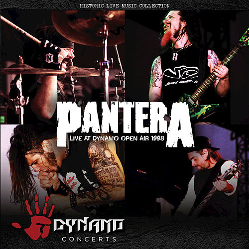 Live at Dynamo Open Air 1998 von Pantera