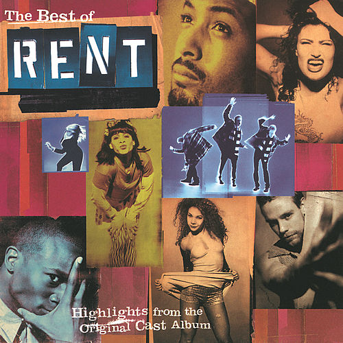 The Best Of Rent by Jonathan Larson
