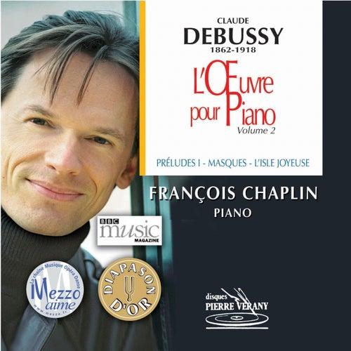 Debussy : L'oeuvre pour piano, vol. 2 de François Chaplin