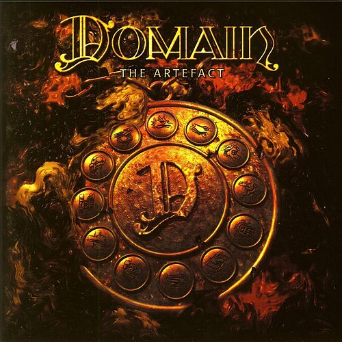 The Artefact by Domain (Metal)