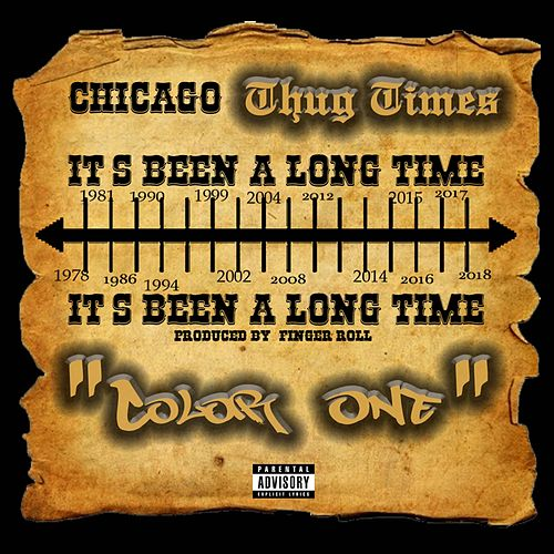 It's Been a Long Time by Color One