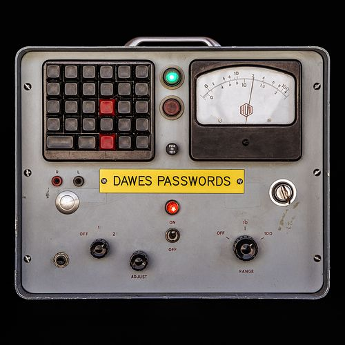 Passwords von Dawes
