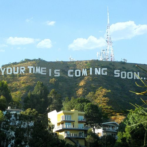 Your Time Is Coming Soon... by Joshua