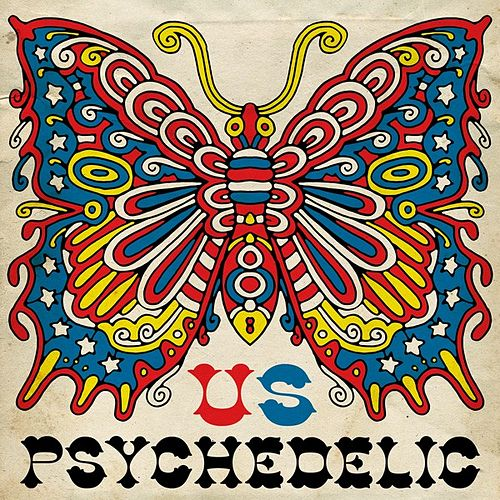 US Psychedelic by Various Artists