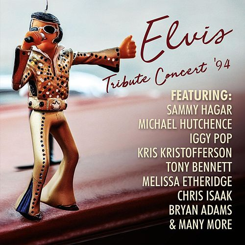Elvis Tribute Concert '94 von Various Artists