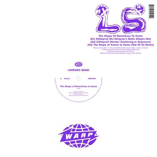 XAllegroX (DJ Stingray's Molto Allegro Mix) di Lorenzo Senni