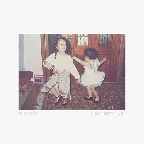 History by Kina Grannis