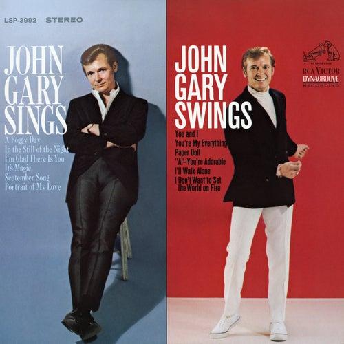 Sings/Swings de John Gary