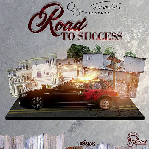 DJ Frass Presents Road To Success de Various Artists