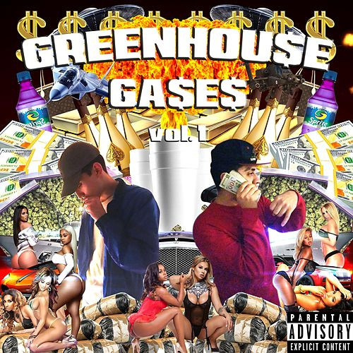 Greenhouse Gases, Vol. 1 de Jappo