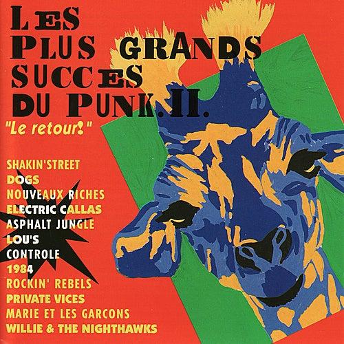 Les Plus Grands Succes Du Punk Vol. 2 von Various Artists
