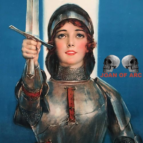 Joan of Arc by Night Lovell