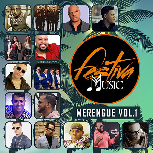 Festiva Music Merengue Vol. 1 by Various Artists