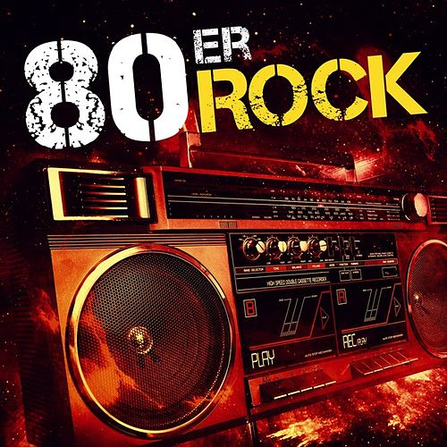 80er Rock von Various Artists
